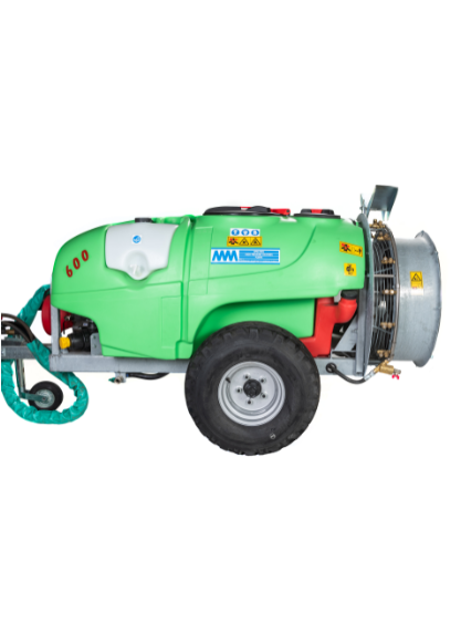 BG 600 Airblast Trailer Sprayer – PTO