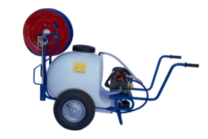 MM 120L Wheelbarrow Sprayers – Electric