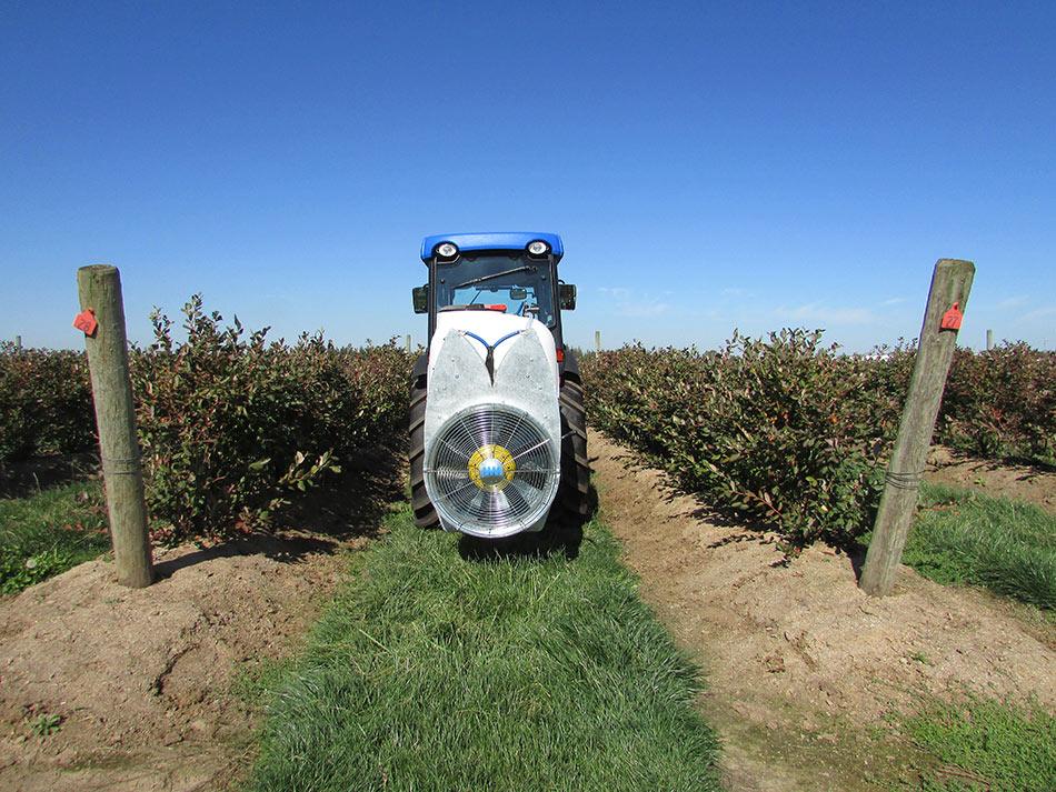 agricultural sprayers
