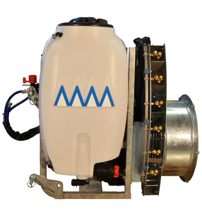 MM LG 200 Airblast Tower Sprayers – PTO