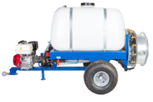 MM LG 400 Trailer Sprayers – Gas
