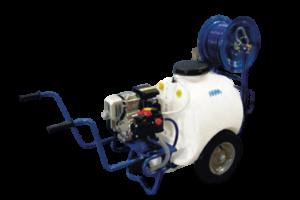 MM 120L Wheelbarrow Sprayers – Gas